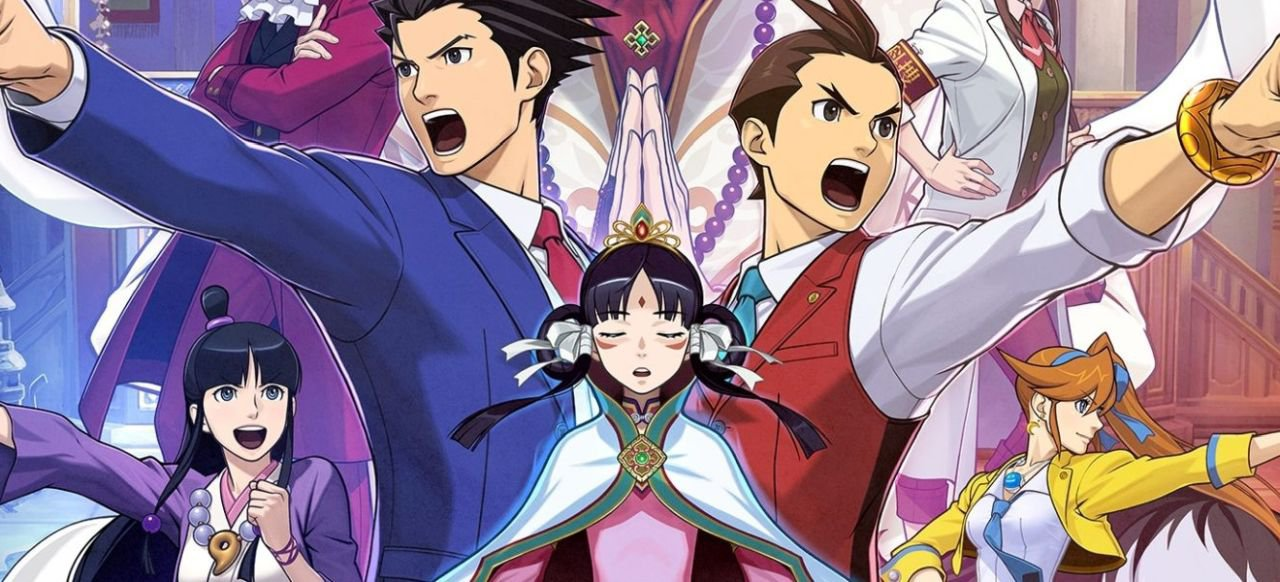 Phoenix Wright: Ace Attorney - Spirit of Justice (Logik & Kreativität) von Capcom