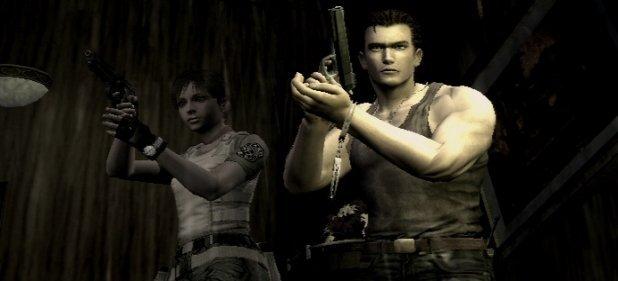 Resident Evil: The Darkside Chronicles HD (Shooter) von Capcom