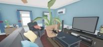 Kill It With Fire: Mit schwerem Geschütz auf Spinnenjagd
