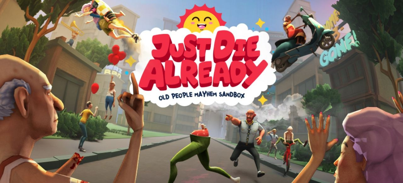 Just Die Already (Simulation) von Curve Digital