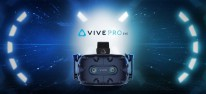 HTC Vive Pro Eye: HTC kündigt Business-Variante mit Eye-Tracking an; baldiger Release geplant