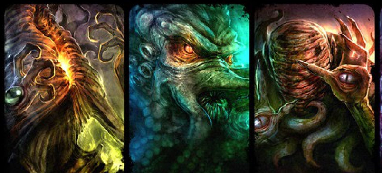 Cthulhu Wars (Brettspiel) von Green Eye Games, Petersen Games