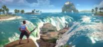 Breakwaters: Den Ozean teilen und gegen Titanen kämpfen; Kickstarter-Projekt sucht Unterstützung