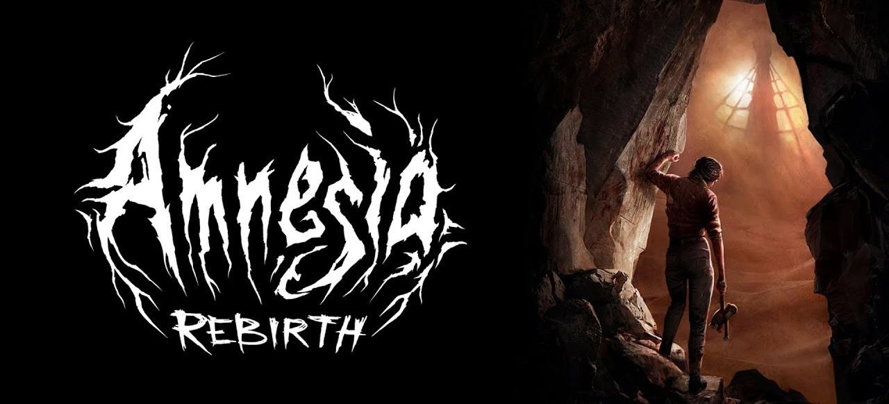 Amnesia: Rebirth (Action-Adventure) von Frictional Games