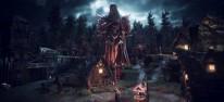 Tainted Grail: Dark-Fantasy-Rollenspiel im Early Access gestartet