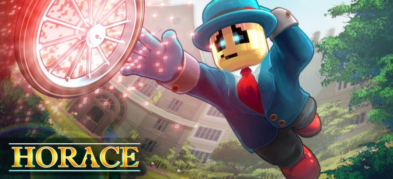 Horace (Plattformer) von 505 Games