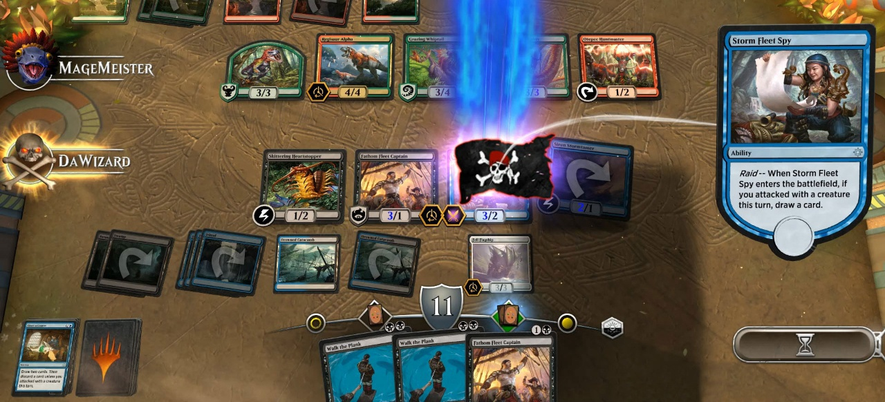 Magic: The Gathering Arena - Open-Beta-Phase beendet; Kartenset Thron von Eldraine verfügbar