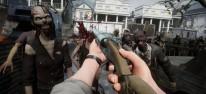 """The Walking Dead: Saints & Sinners : VR-Titel bekommt ein """"Fleischwolf-Update"""" mit Horde-Modus"""