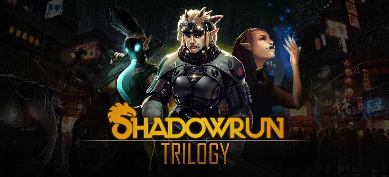 Shadowrun Trilogy (Rollenspiel) von Paradox Interactive