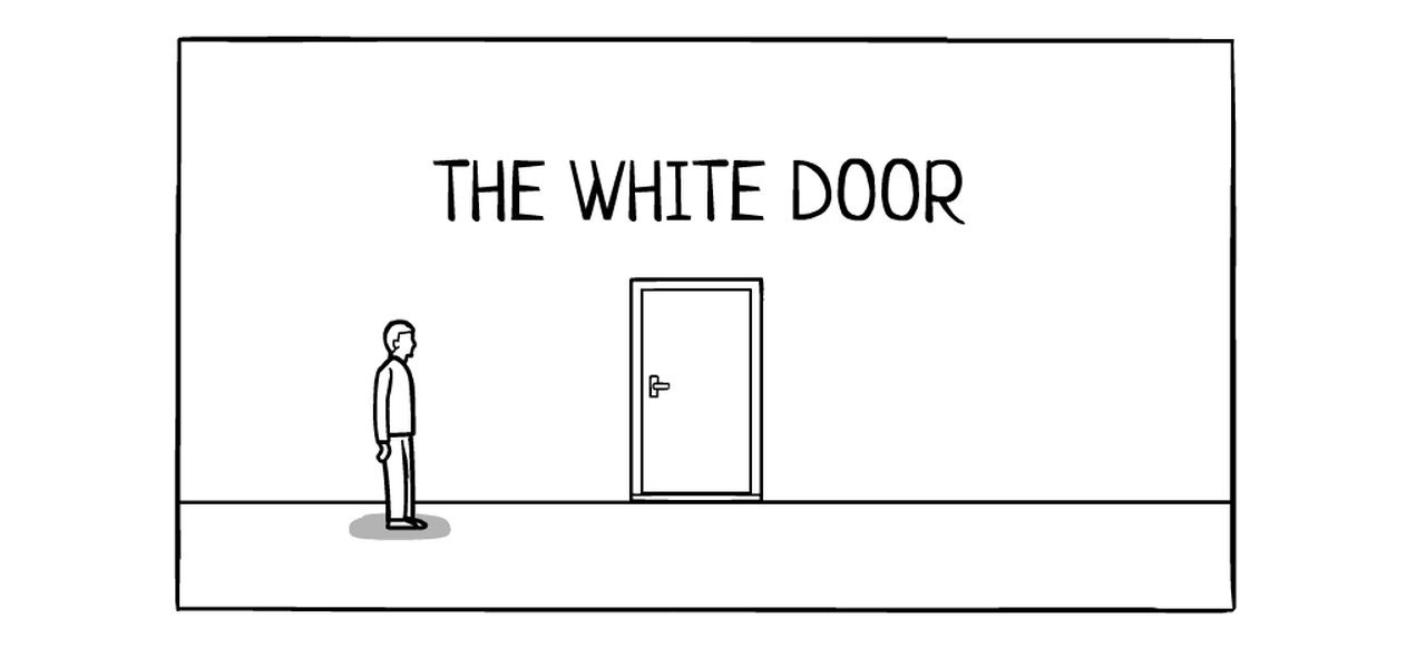 The White Door (Adventure) von Second Maze