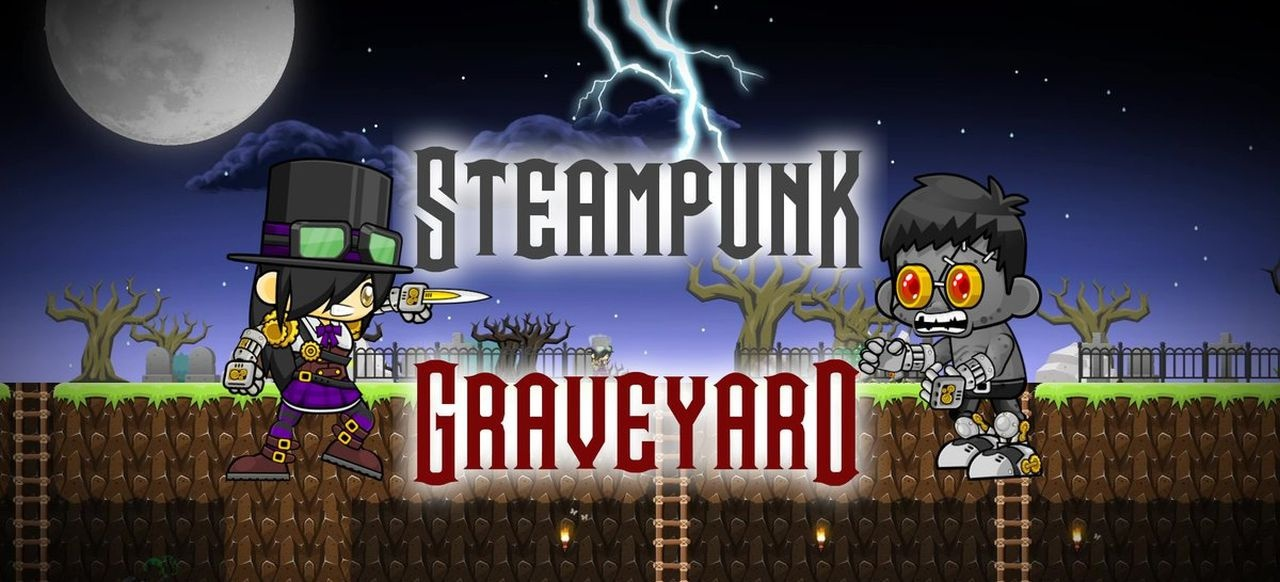 Steampunk Graveyard (Plattformer) von Bad Logic Studios