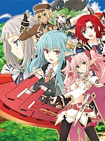 Alle Infos zu Lord of Magna: Maiden Heaven (3DS)