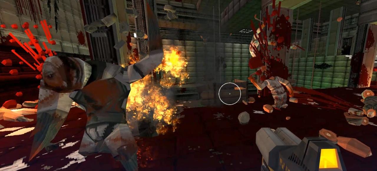 STRAFE (Shooter) von Devolver Digital