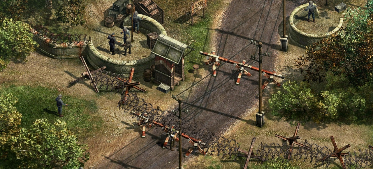 Commandos 2 (Strategie) von Eidos Interactive / Remaster: Kalypso Media