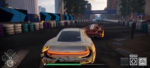 Fahrzeug-Action mit Vin Diesel