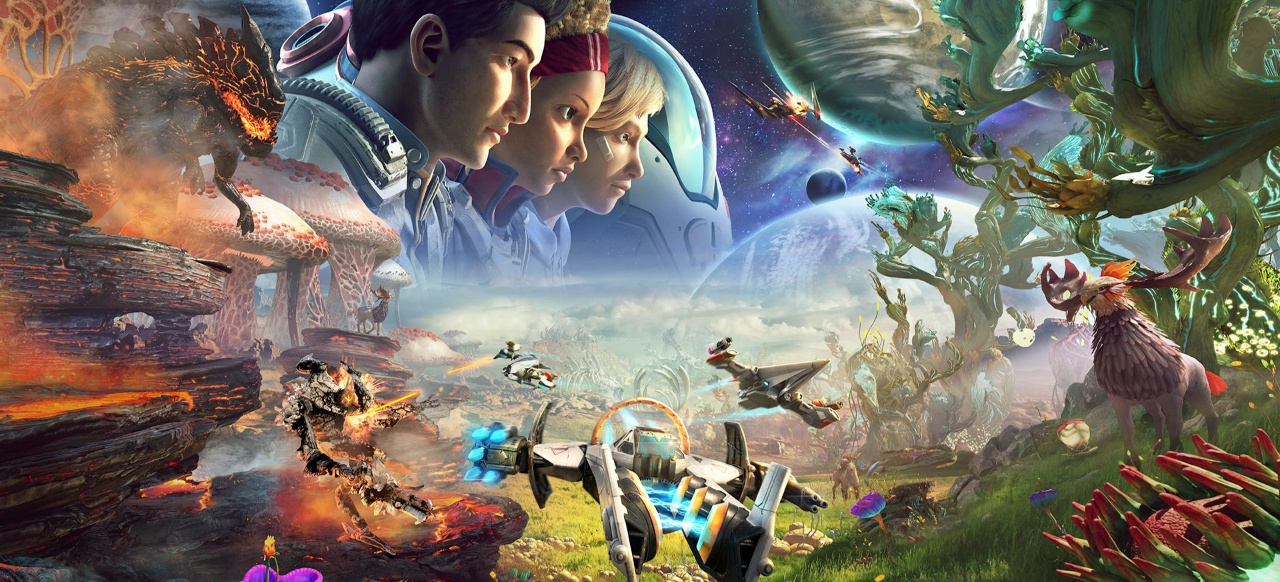 Starlink: Battle for Atlas (Action-Adventure) von Ubisoft