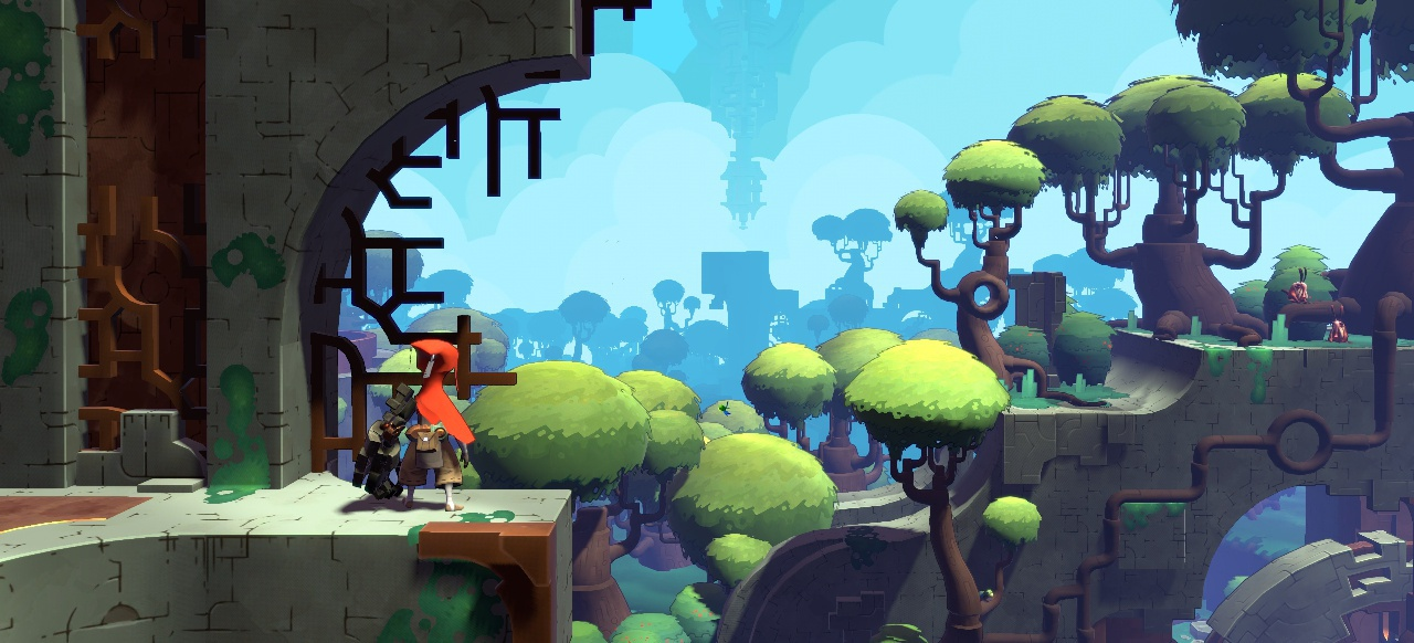 Hob (Action-Adventure) von Runic Games / Sony
