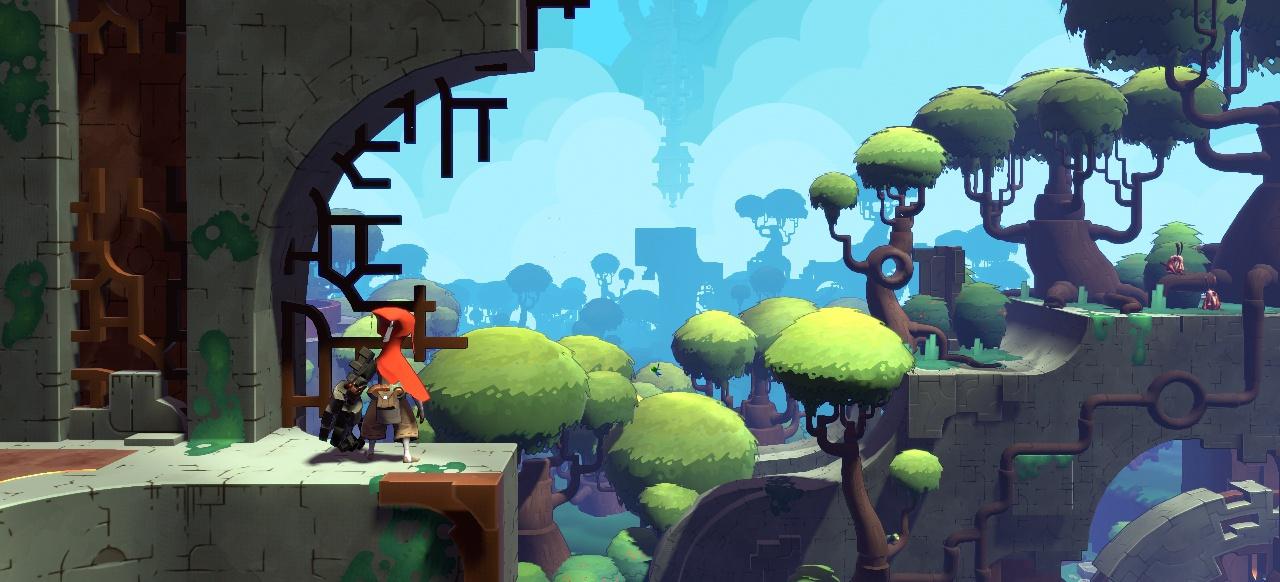 Hob (Action) von Runic Games / Sony