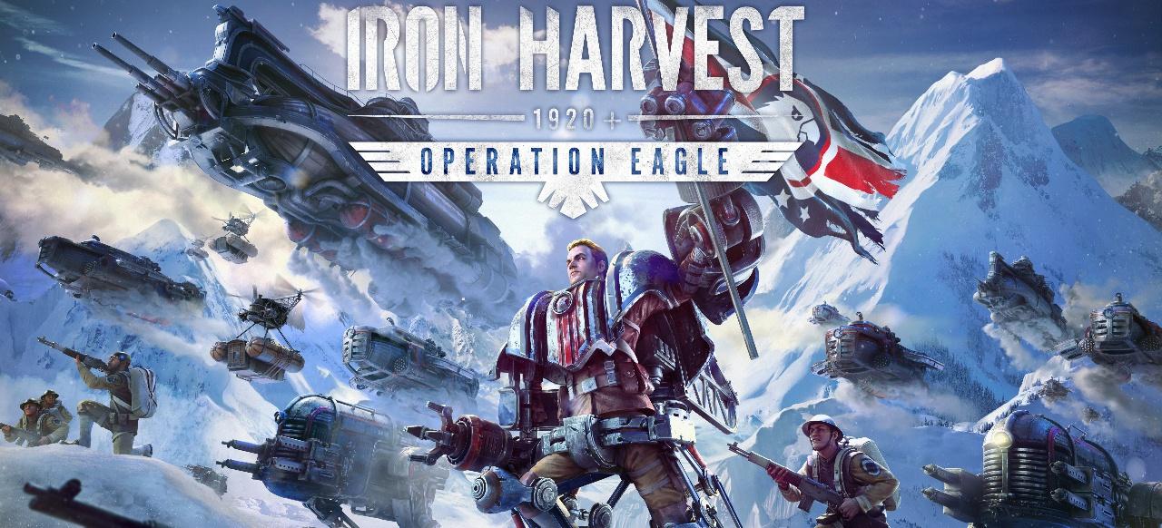 Iron Harvest: Operation Eagle (Taktik & Strategie) von Deep Silver