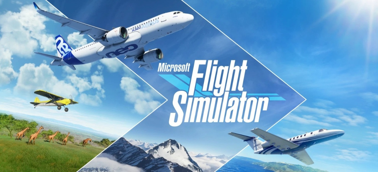 Microsoft Flight Simulator (Simulation) von Microsoft