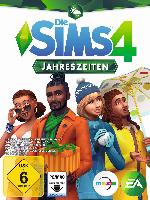 Alle Infos zu Die Sims 4: Jahreszeiten (Mac,PC)