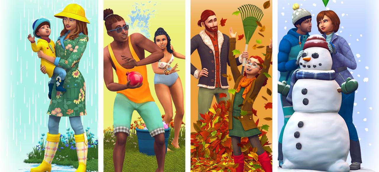 Die Sims 4: Jahreszeiten (Simulation) von Electronic Arts