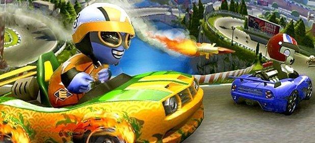ModNation Racers: Road Trip (Rennspiel) von Sony