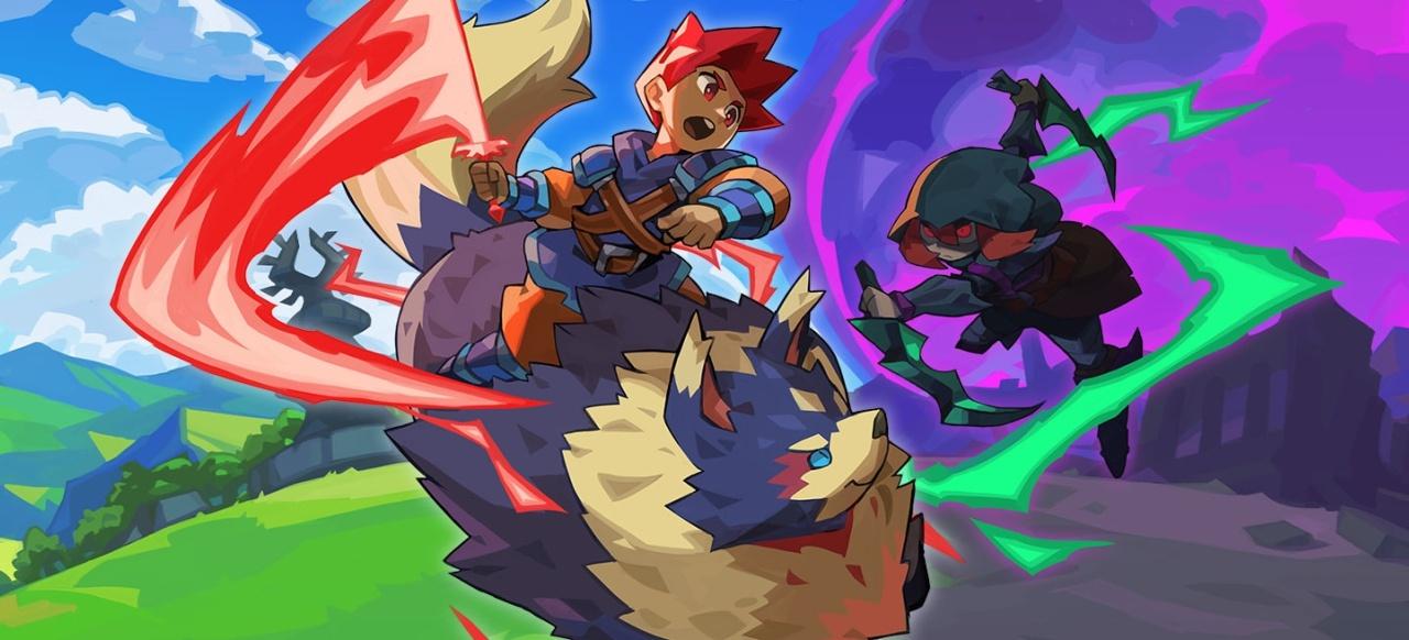 Flynn: Son of Crimson (Action-Adventure) von Humble Games