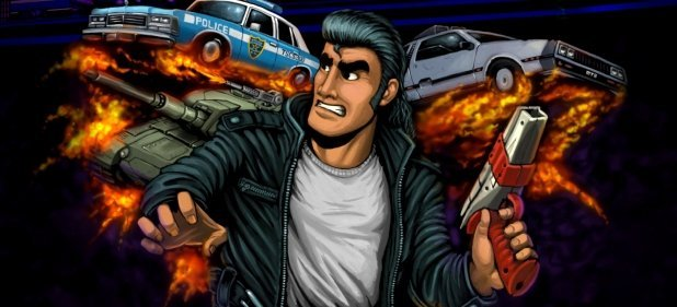 Retro City Rampage (Arcade-Action) von D3 Publisher