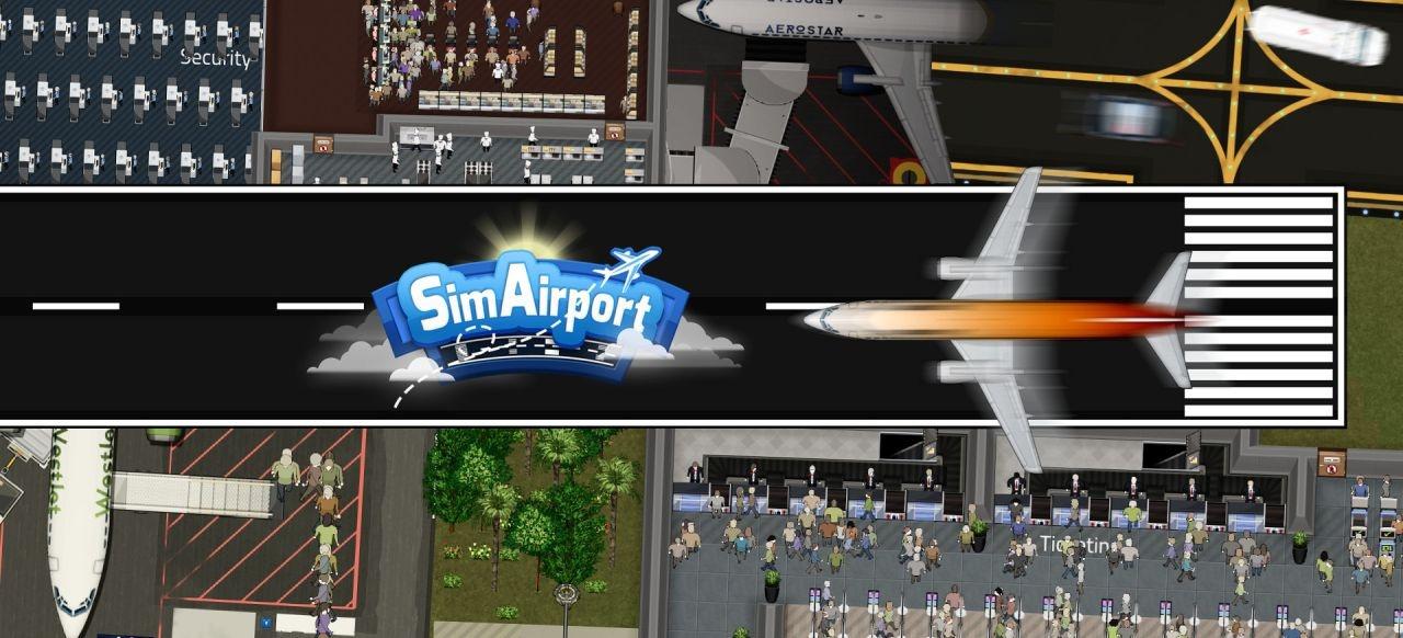 SimAirport (Simulation) von LVGameDev
