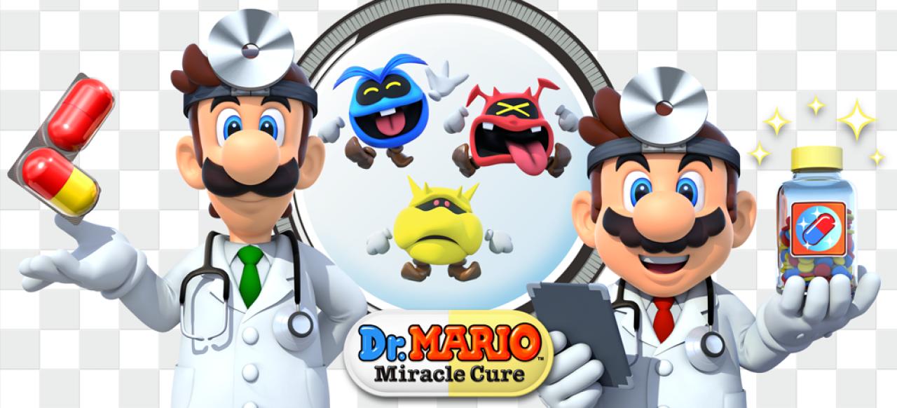 Dr. Mario: Miracle Cure (Logik & Kreativität) von Nintendo