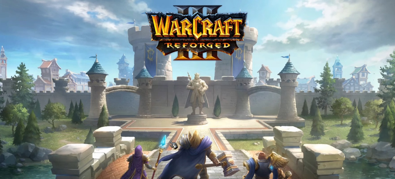 WarCraft 3: Reforged (Taktik & Strategie) von Blizzard Entertainment