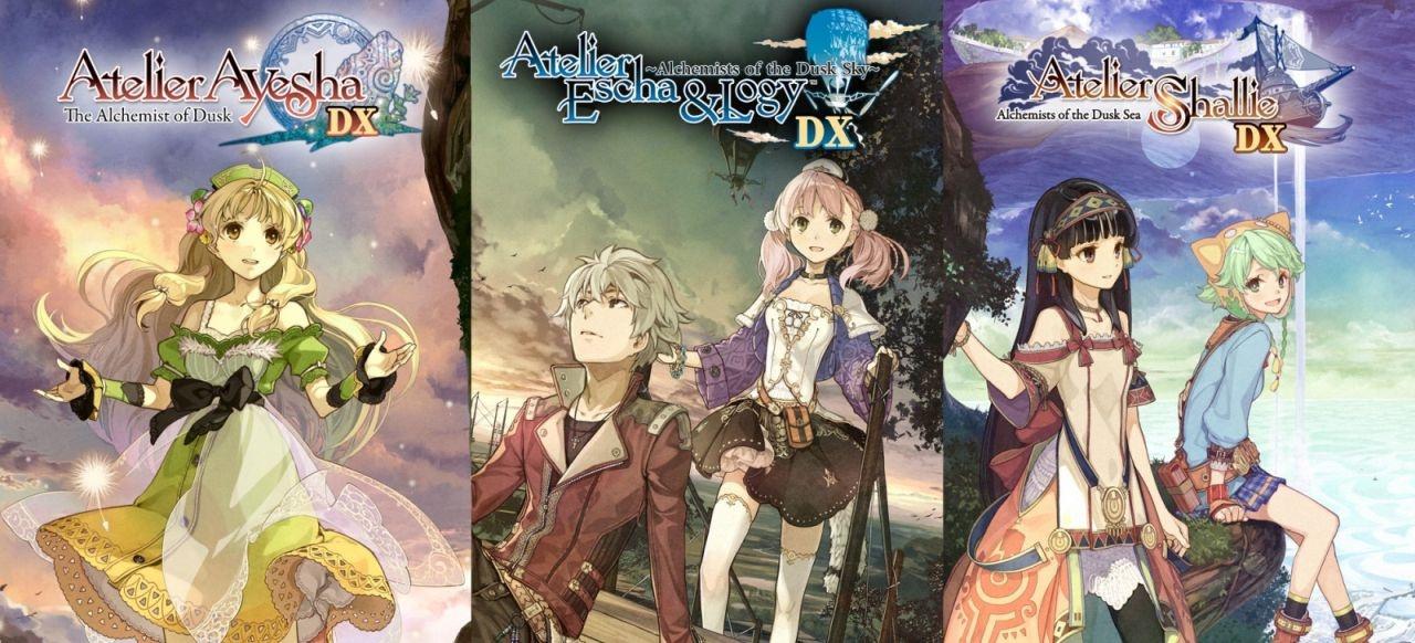 Atelier Dusk Trilogy Deluxe Pack (Rollenspiel) von Koei Tecmo / Koch Media