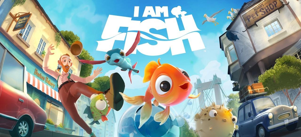 I Am Fish (Action-Adventure) von Curve Digital