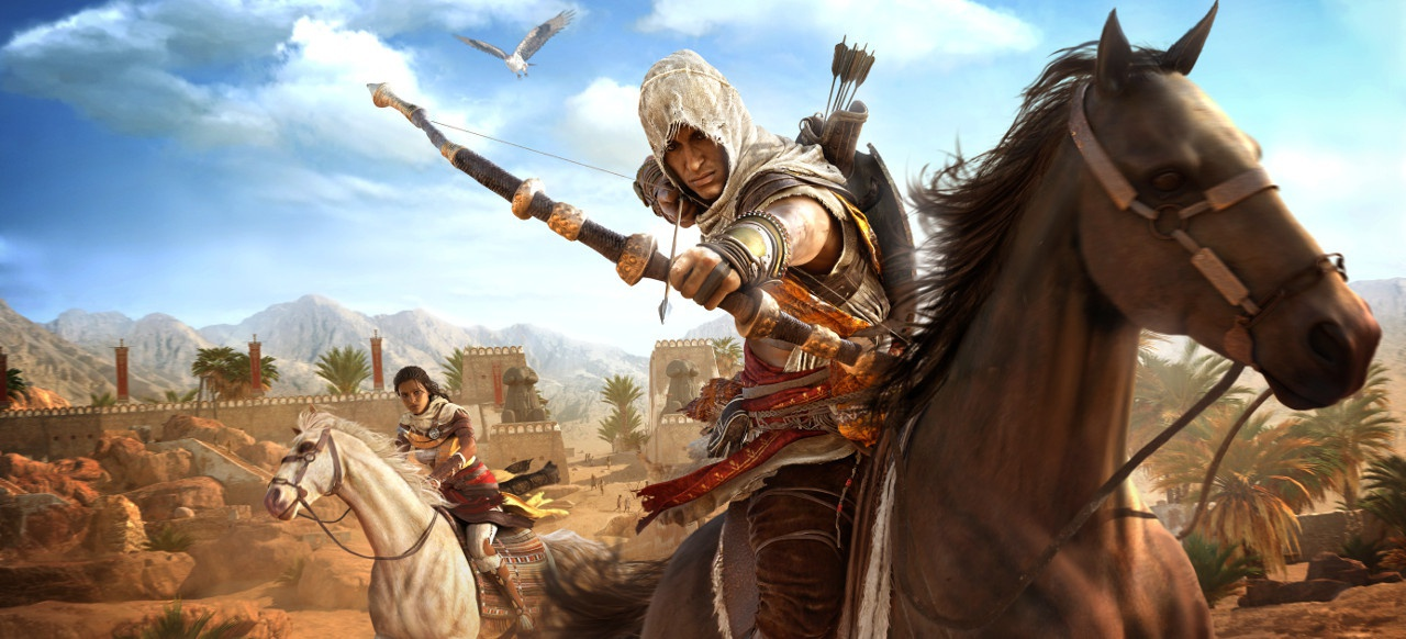 Assassin's Creed Origins (Action-Adventure) von Ubisoft