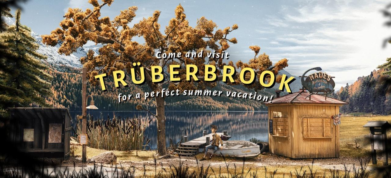 Trüberbrook (Adventure) von Headup Games
