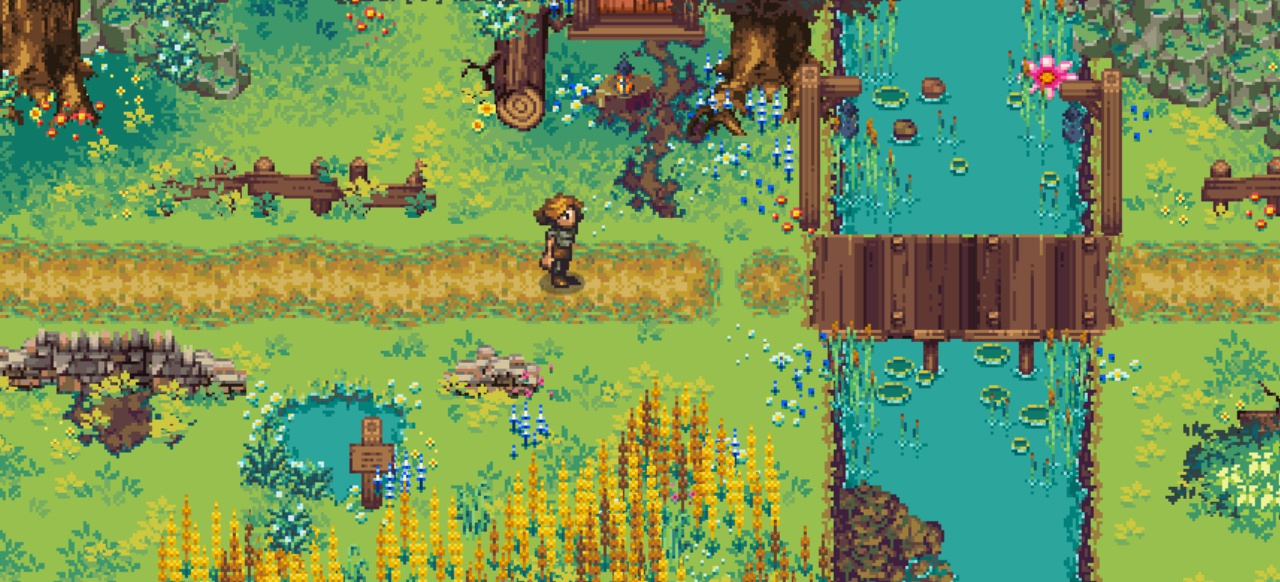 Kynseed (Rollenspiel) von PixelCount Studios