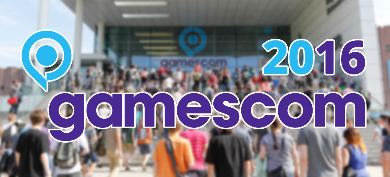 gamescom 2016 (Messen) von Koelnmesse & BIU
