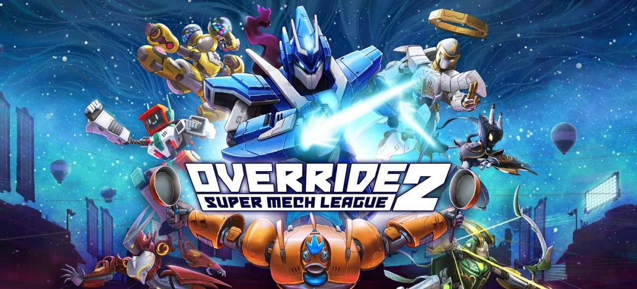 Override 2: Super Mech League (Prügeln & Kämpfen) von Modus Games