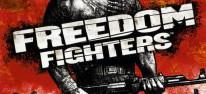 Freedom Fighters: Neue Altersfreigabe entdeckt; Hinweis auf Comeback?