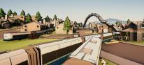 Snakeybus: Mix aus Crazy Taxi und Snake gibt auch auf PS4, Xbox One und Switch Gas