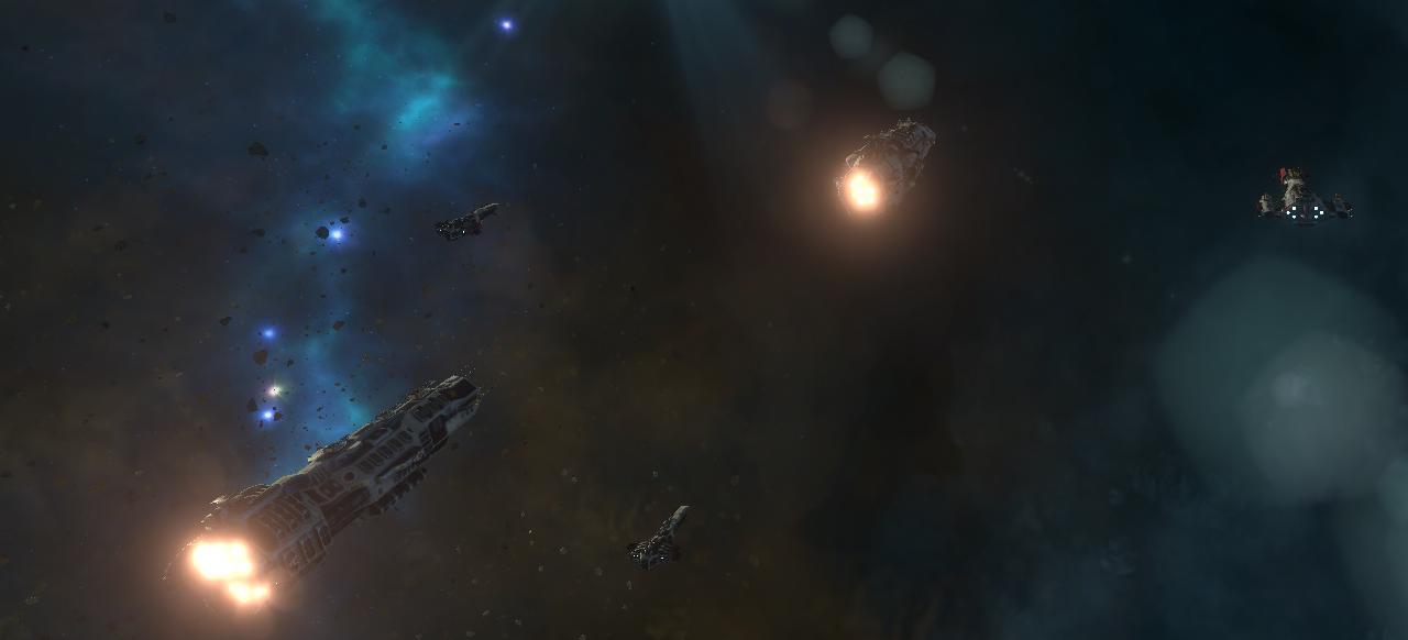 Shallow Space (Taktik & Strategie) von