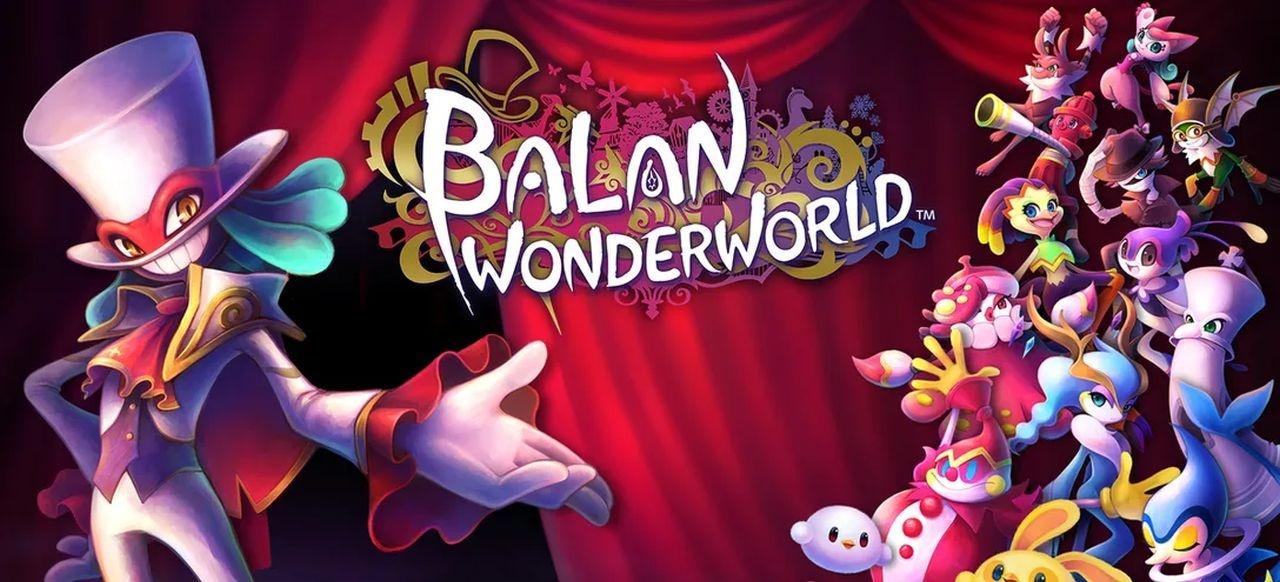 Balan Wonderworld (Plattformer) von Square Enix