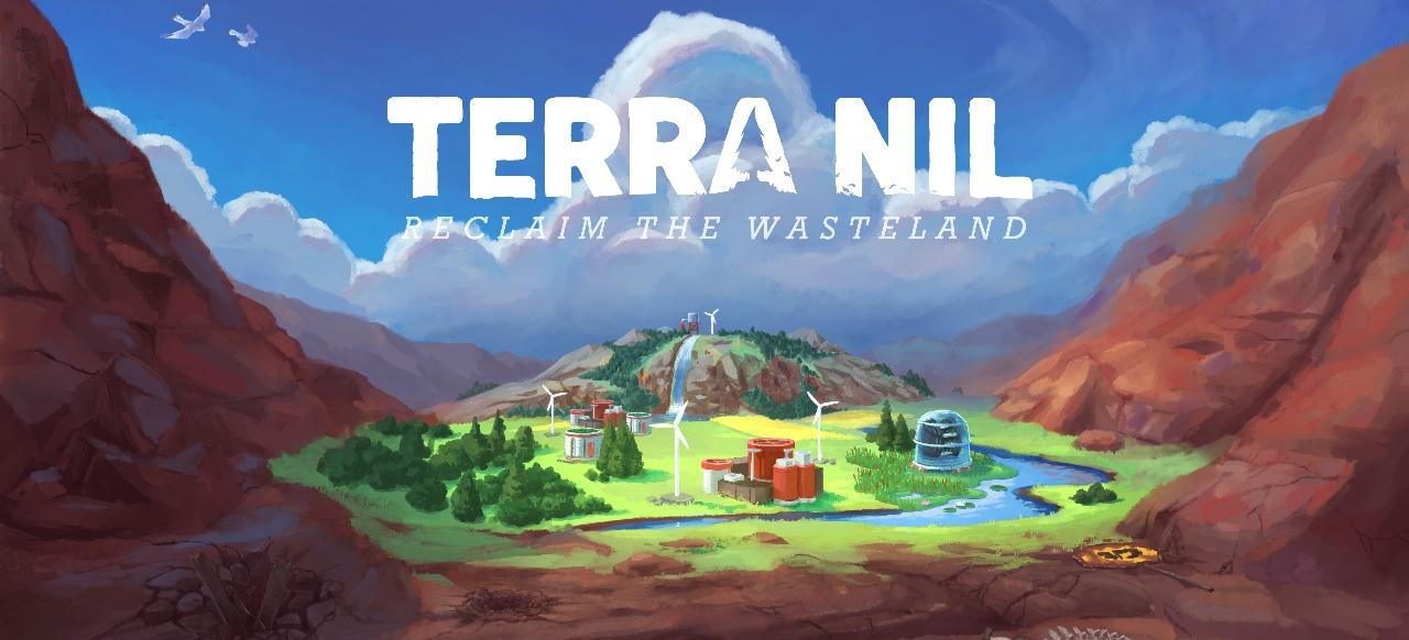 Terra Nil (Taktik & Strategie) von Devolver Digital
