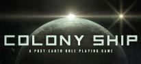 Colony Ship: Sci-Fi-Taktik der Age-of-Decadence-Macher dockt im Early Access an