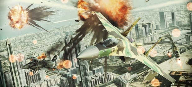 Ace Combat: Assault Horizon (Simulation) von Namco Bandai