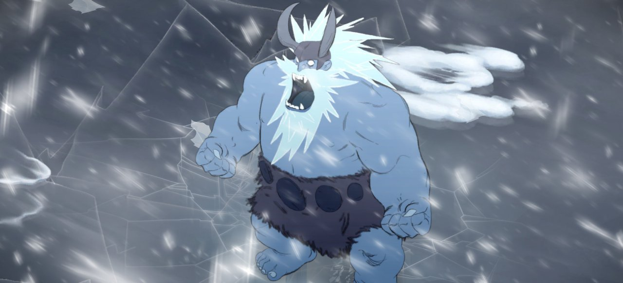 Jotun (Action) von Thunder Lotus Games