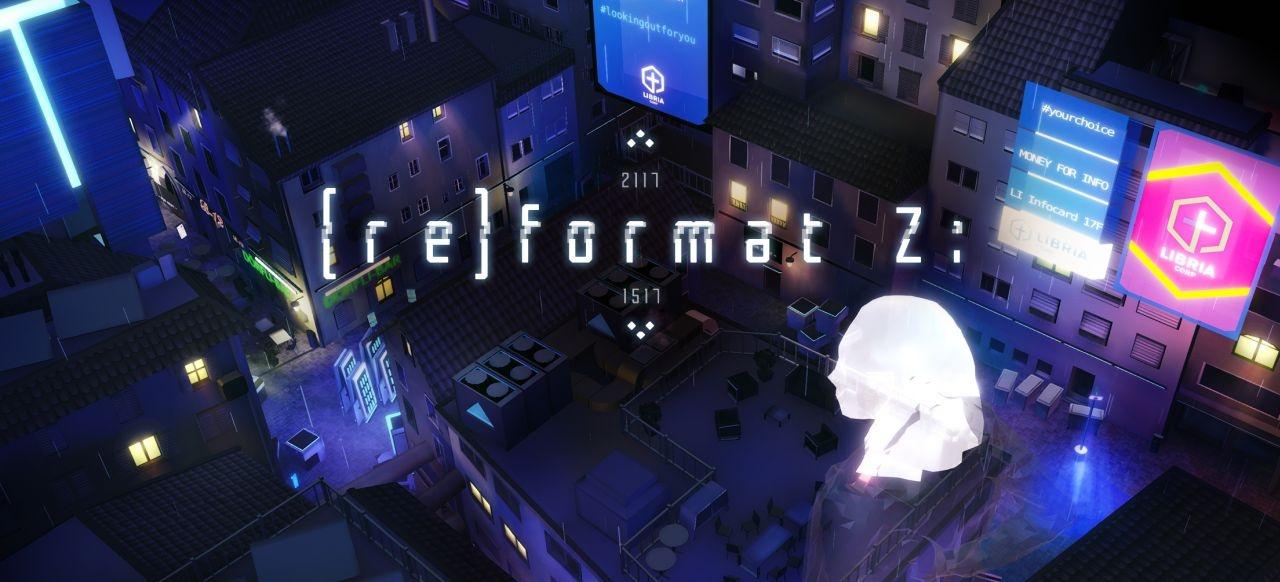 (re)format Z: (Action-Adventure) von Blindflug Studios