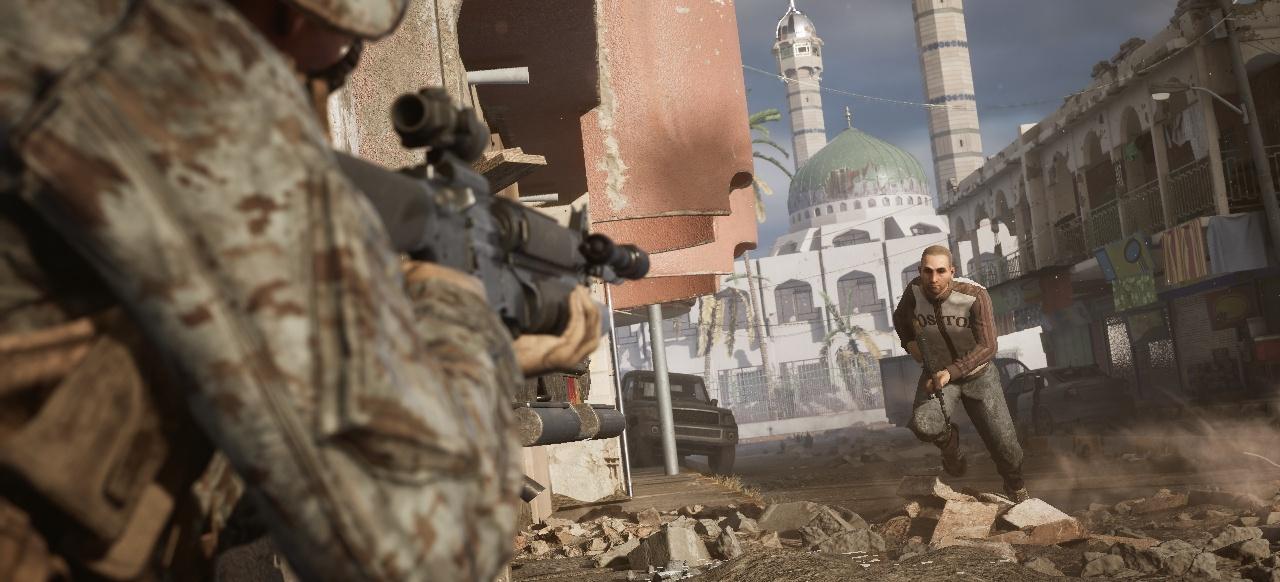 Six Days in Fallujah (Shooter) von Victura