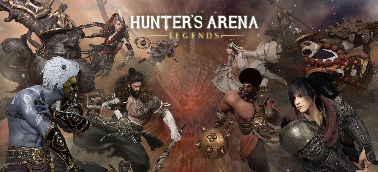 Hunter's Arena: Legends (Rollenspiel) von Mantisco